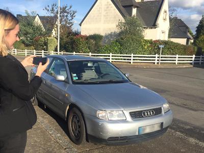 Téléchargez les photos de votre véhicule