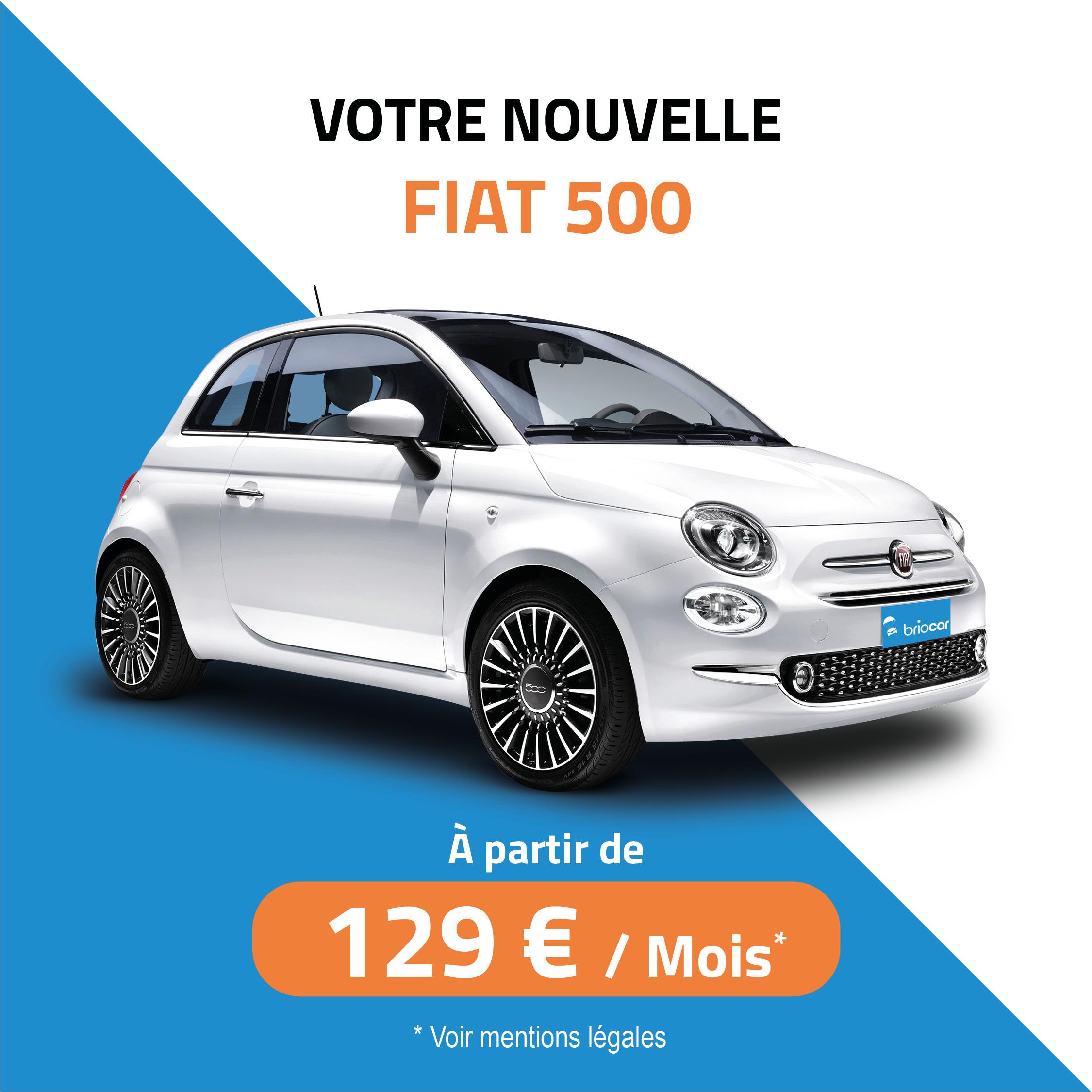 Fiat 500 LOA