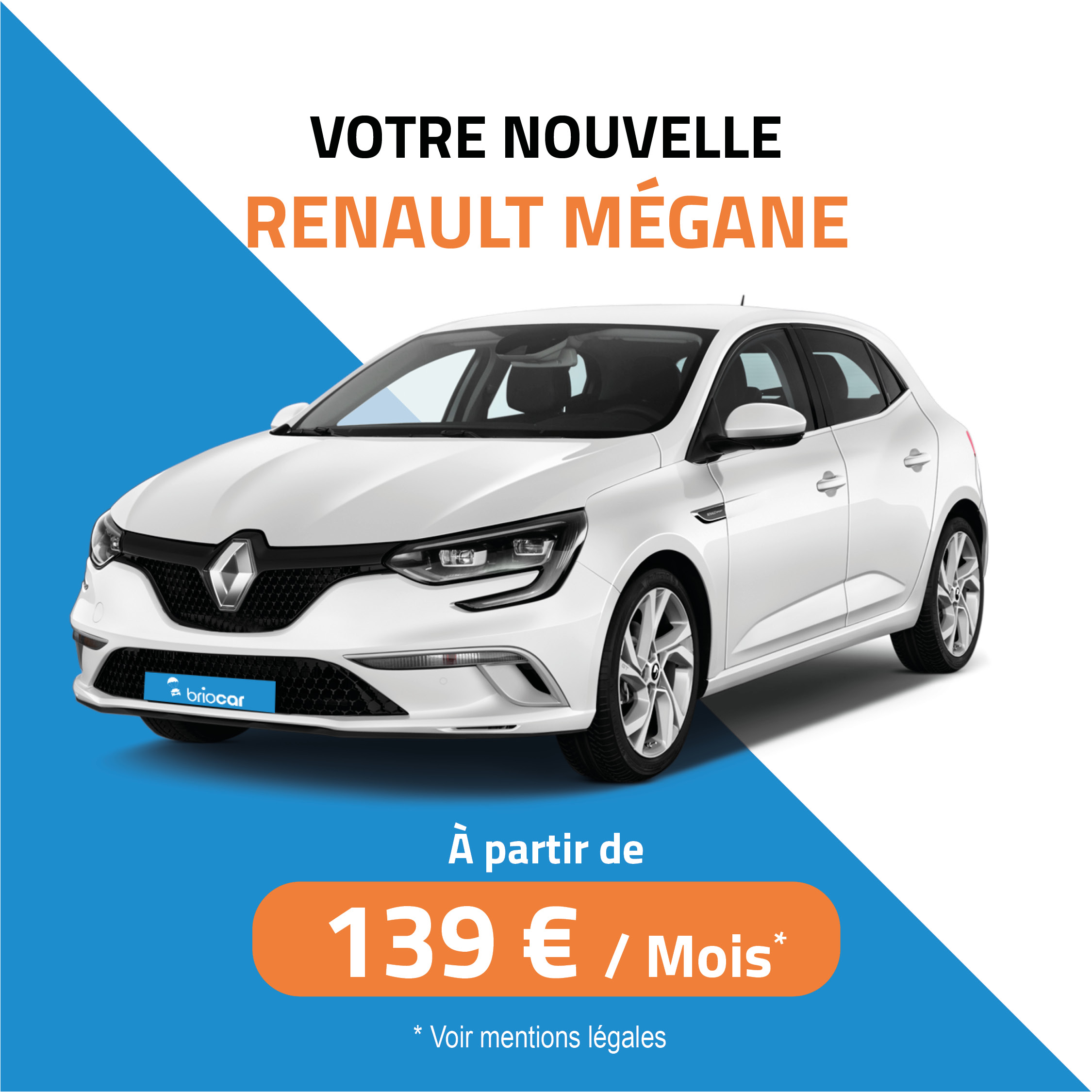Renault Mégane LOA
