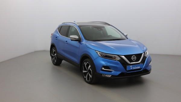 Découvrez la gamme Nissan Qashqai