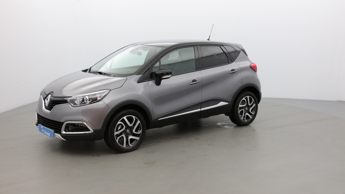 renault captur 1 5 dci 110 cv energy intens gris cassiop e toit noir etoil occasion 2017. Black Bedroom Furniture Sets. Home Design Ideas