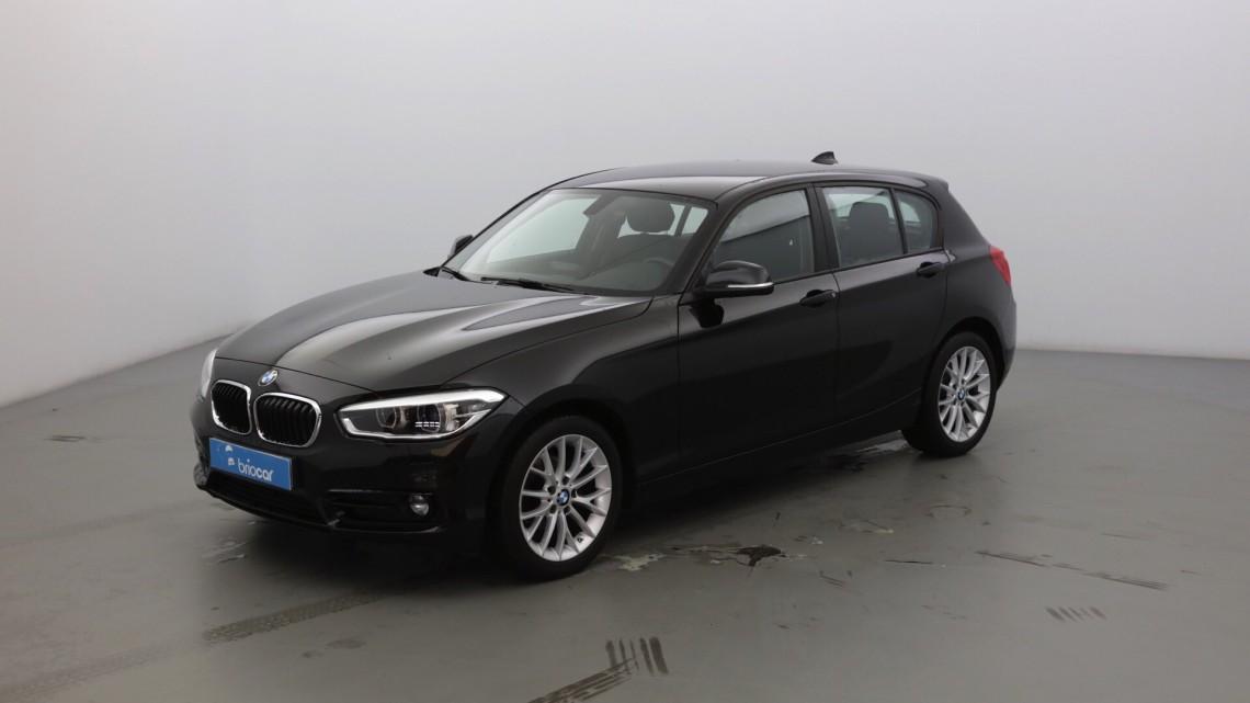 BMW Série 1 116dA 116ch Business Design 5p Saphirschwarz