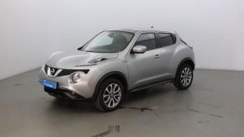 SUV NISSAN Juke 1.5 dCi 110ch Tekna +Cuir d'occasion 46624km révisée et livrable partout en France