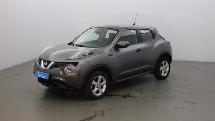 NISSAN Juke 1.5 dCi 110ch Visia Pack Gris Squale