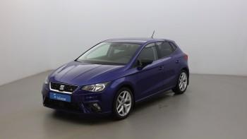 SEAT Ibiza 1.0 EcoTSI 115ch S&S FR suréquipé d'occasion 20096km révisée disponible à