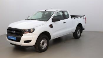 FORD Ranger VUL 2.2 TDCi 160ch Super Cab XL Pack +Attelage d'occasion 96680km révisée disponible à