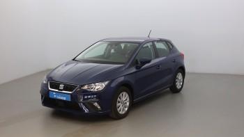 SEAT Ibiza 1.0 MPI 75ch Style suréquipée d'occasion 11724km révisée et livrable partout en France