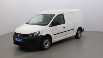 VOLKSWAGEN Caddy Van VUL Maxi 1.6 TDI 102ch Van d'occasion 80037km révisée et livrable partout en France