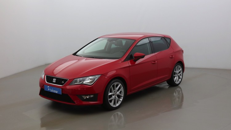 SEAT Leon 1.4 TSI 150ch ACT S&S FR +Pack Hiver Rouge Emocion