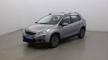 SUV PEUGEOT 2008 1.2 PureTech 110ch Active +GPS d'occasion 58790km révisée et livrable partout en France