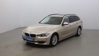 Break BMW Série 3 Touring 320dA 163ch Luxury +Toit ouvrant +Cuir d'occasion 76581km révisée et livrable partout en France