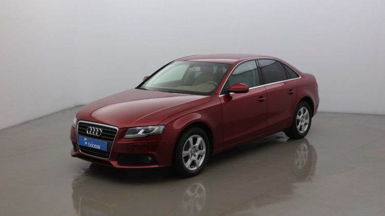 AUDI A4 2.0 TFSI 180ch Ambiente Rouge