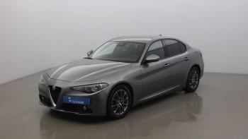 ALFA ROMEO Giulia 2.2 JTD 136ch Super AT8 suréquipée d'occasion 24821km révisée et livrable partout en France