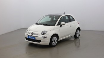 FIAT 500 Serie 7 1.2 69ch Lounge + Toit pano