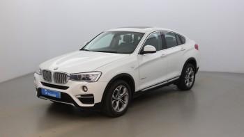 SUV BMW X4 xDrive 20 dA 190ch xLine suréquipé d'occasion 82771km révisée et livrable partout en France