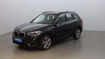 BMW X1 sDrive18dA 150ch Sport suréquipé +Caméra d'occasion 52946km révisée disponible à