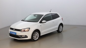 VOLKSWAGEN Polo 1.2 TSI 90ch BlueMotion Technology Lounge 3p d'occasion 49201km révisée disponible à