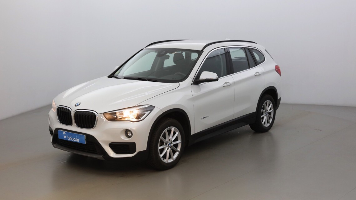 BMW X1 sDrive18d 150ch Business Alpinweiss