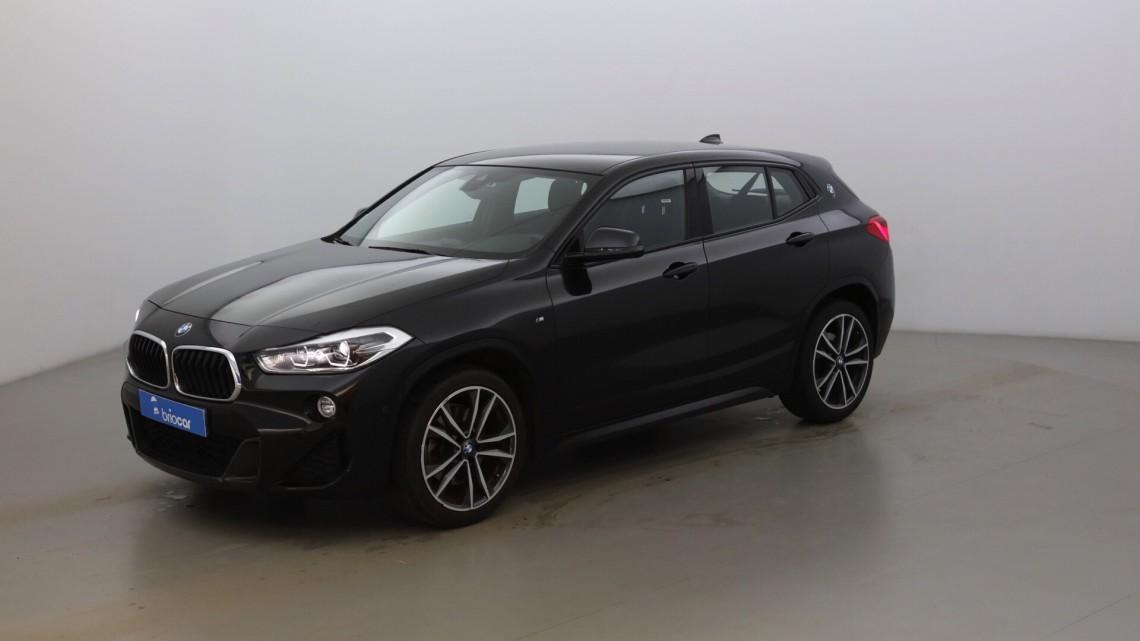 BMW X2 xDrive20dA 190ch M Sport Saphirschwarz