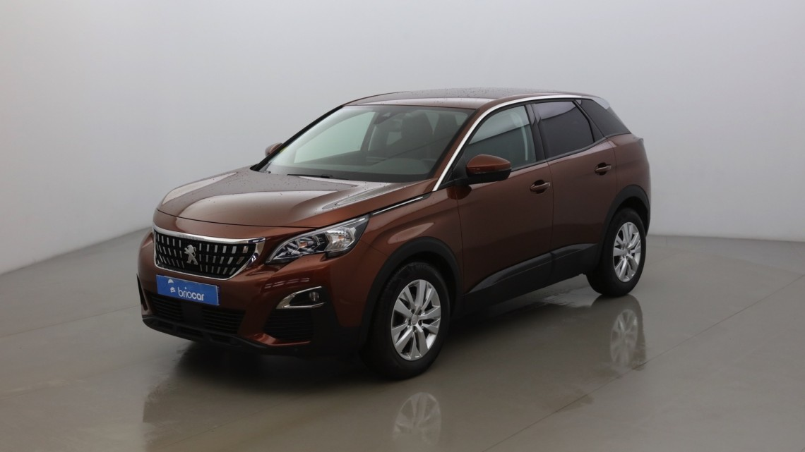 PEUGEOT 3008 1.6 BlueHDi 120ch Active Business S&S EAT6 Metallic Copper (M)