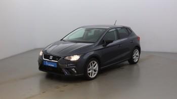 SEAT Ibiza 1.0 EcoTSI 115ch S&S FR DSG7 suréquipée d'occasion 5996km révisée disponible à