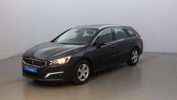 PEUGEOT 508 SW 1.6 BlueHDi 120ch Active Business S&S EAT6 d'occasion 84329km révisée disponible à