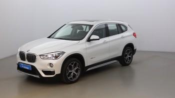BMW X1 xDrive20dA 190ch xLine + Toit ouvrant suréquipé d'occasion 66118km révisée et livrable partout en France