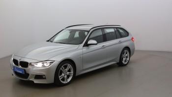 BMW Série 3 Touring 320dA 2.0 190ch M Sport suréquipé + Hayon électrique d'occasion 36180km révisée et livrable partout en France