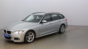 BMW Série 3 Touring 320dA 2.0 190ch M Sport suréquipé + Hayon électrique d'occasion 26893km révisée et livrable partout en France