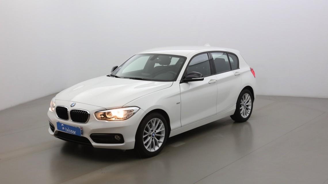 BMW Série 1 118iA 136ch Sport 5p suréquipé Alpinweiss