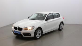 Berline BMW Série 1 118iA 136ch Sport 5p suréquipé d'occasion 25760km révisée et livrable partout en France
