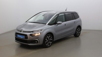 CITROEN Grand C4 SpaceTourer BlueHDi 130ch  Feel suréquipe 7 pl gris artense d'occasion 44599km révisée disponible à