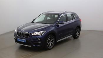 BMW X1 sDrive18dA 150ch xLine suréquipé d'occasion 63221km révisée et livrable partout en France