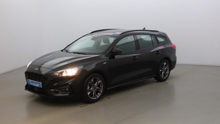 FORD Focus SW 1.0 EcoBoost 125ch ST-Line Noir Shadow