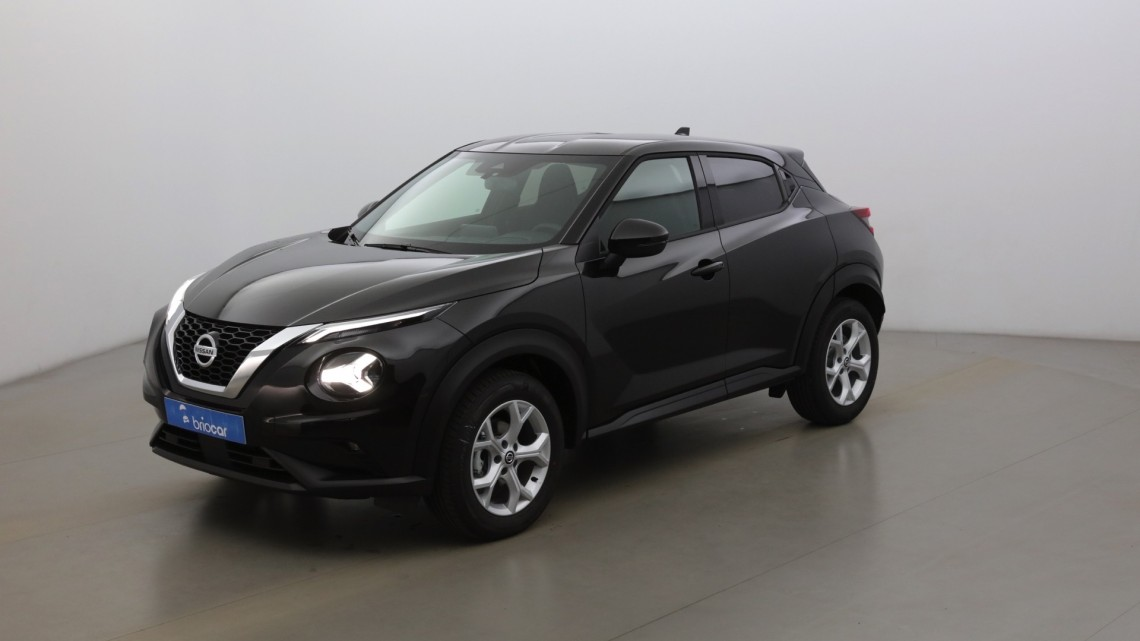 NISSAN Juke 1.0 DIG-T 117ch N-Connecta DCT Noir occasion ...